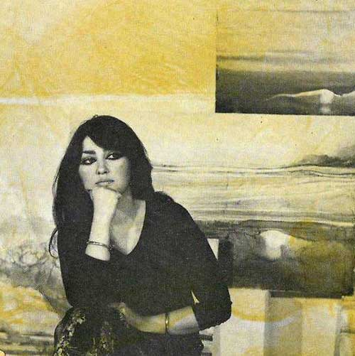 One of Iraq's most famous artists, she was killed by a U.S. cruise missile in 1993