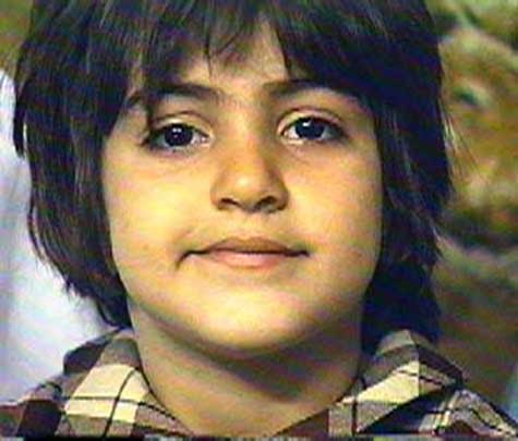 5-year old child -- the enemy? Video by author, 1992