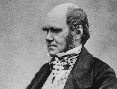Charles Darwin, age 51