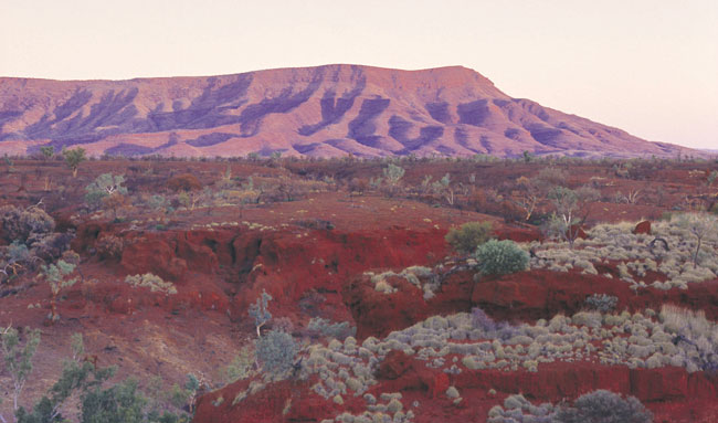 Karijini National Park, Hamersley Range