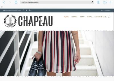 Chapeau Shoes