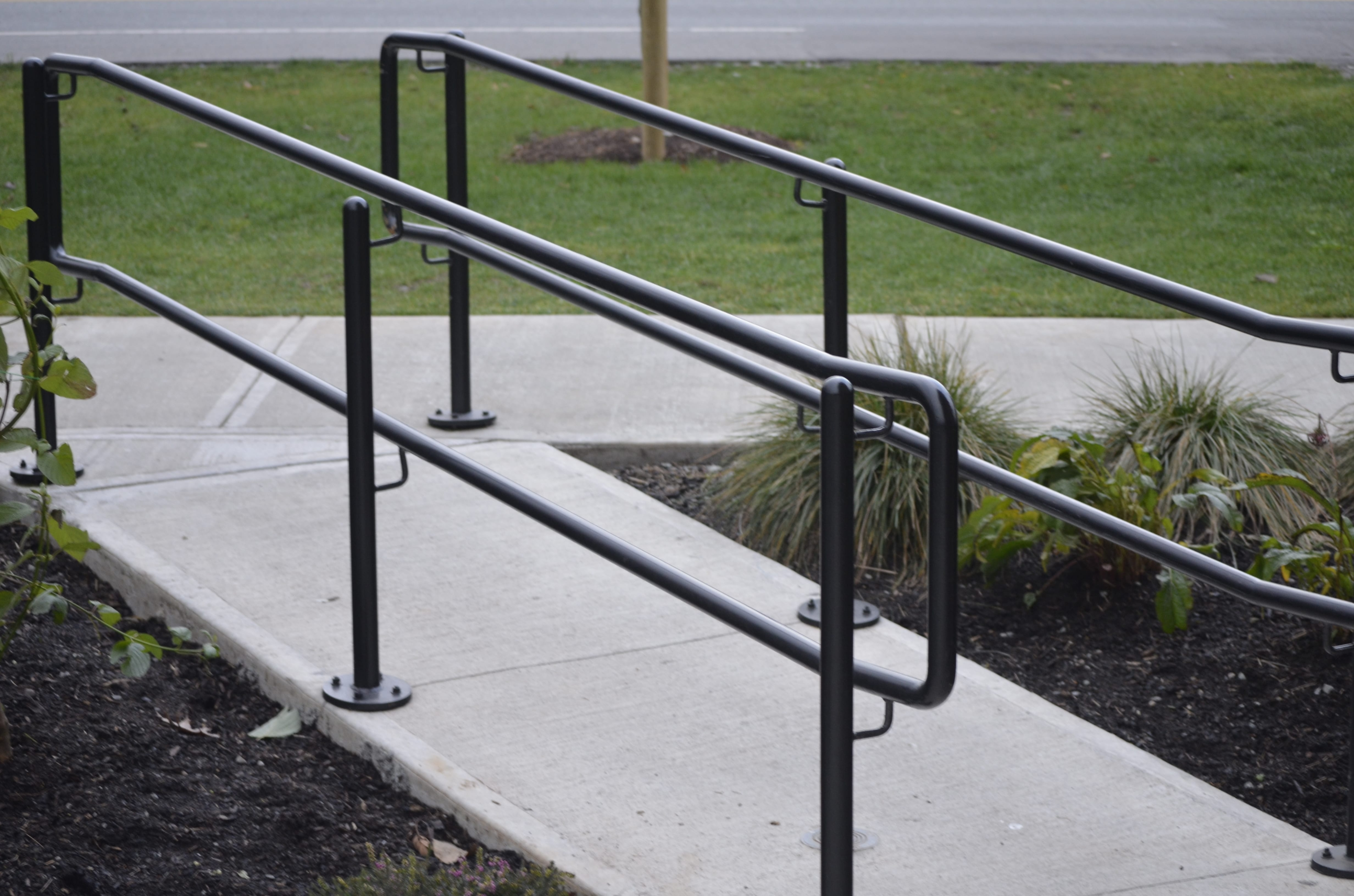 Outdoor Handrails For Sale In Bc Handrails For Steps Ramps | Outdoor Steps For Sale
