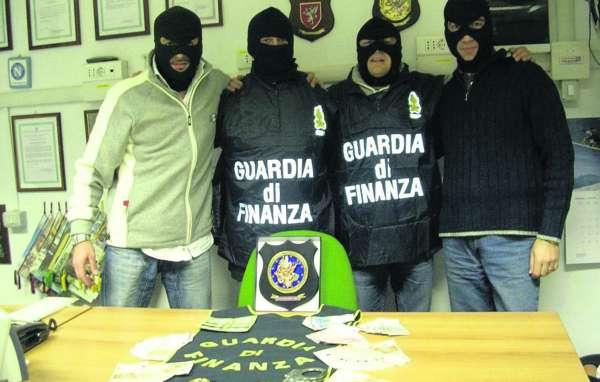 G.I.C.O. contrasto alla Criminalità organizzata