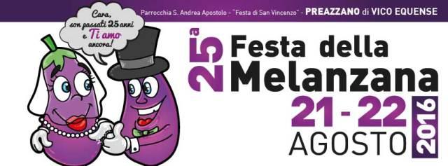 25ª Festa della Melanzana a Vico Equense