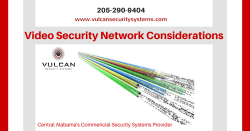 Network Options for Video Security Systems