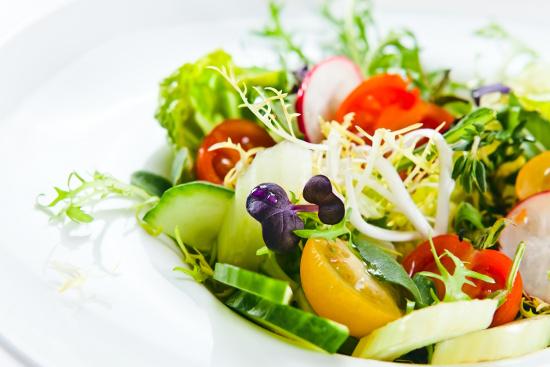 Green Vegetable Salad (সবজি সালাদ)