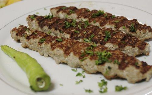 মাছের কাবাব (Fish Kebab)