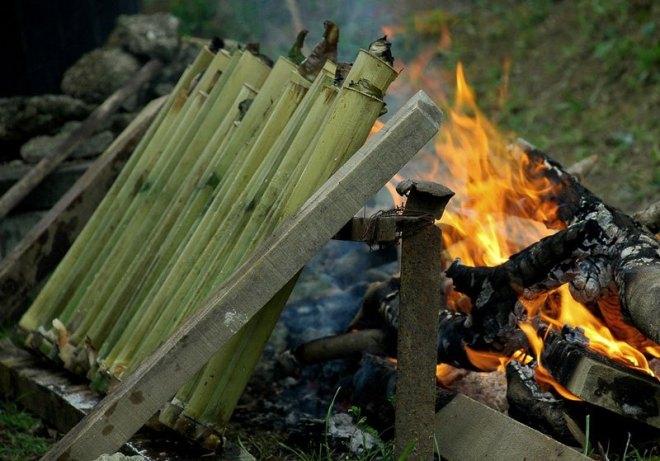 Bamboo Chicken ব্যাম্বো চিকেন