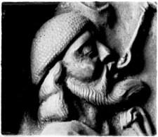 Elisabethschrein in Marburg um 1235.