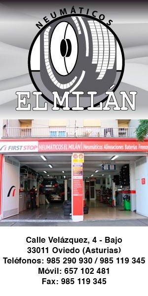 Neumáticos El Milán