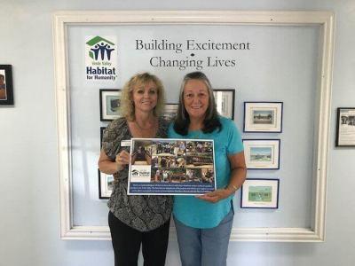 Verde Valley Habitat's Gratitude to Lynn Seaberg, an Amazing Volunteer