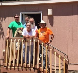 CHRP Program helps another elderly homeowner
