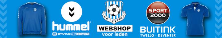 VV Lettele webshop