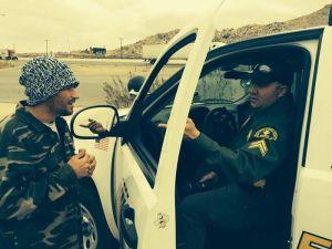 Photo Courtesy of the San Bernardino Sheriffs Department
