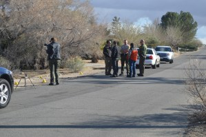 Apple Valley Investigation on Myalon and Symeron. Woman reportedly assaulted during armed robbery.
