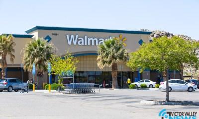 Apple Valley Walmart located at 20251 Highway 18. (Hugo C. Valdez, Victor Valley News)