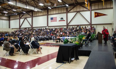 About 240 graduates out of 470 participated in the 2019 Victor Valley Adult Education Regional Consortium commencement ceremony. (Fabian Guillen)