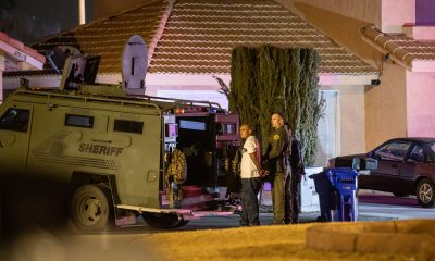 victorville barricaded stand-off