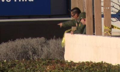 Woman's body found in bushes in Hesperia.