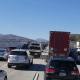 northbound 15 freeway cajon pass traffic accident