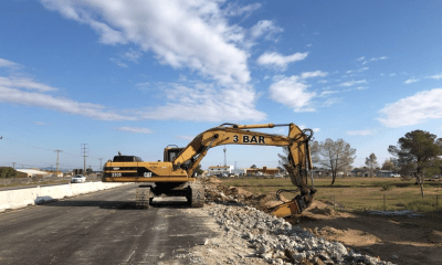 highway 395 widening project