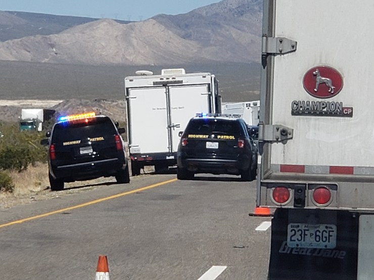 Homicide Detectives are investigating a Murder in Victorville & a related Fatal Hit & Run Collision on the I-15 fwy.