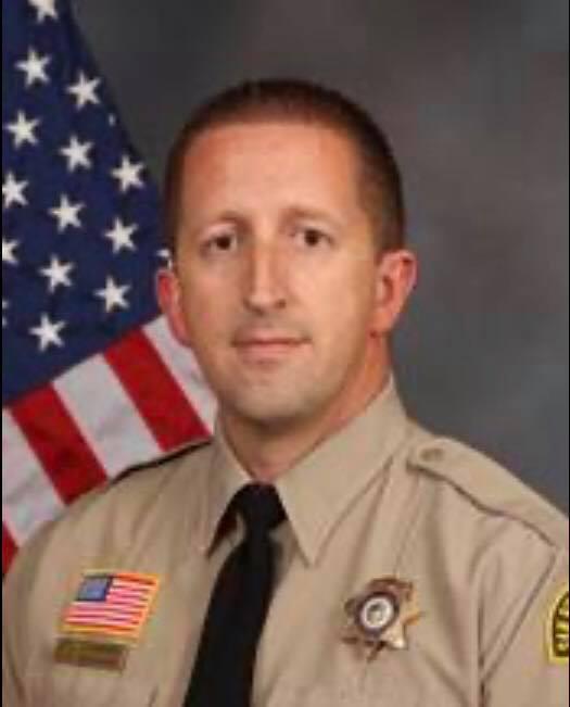 Sergeant Andersen Apple valley police department
