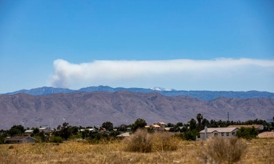 Prescribed burning continuing in Big Bear area of San Bernardino National Forest
