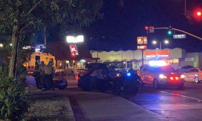 DUI crash arrest victorville