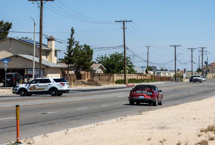 motorcycle crash victorville