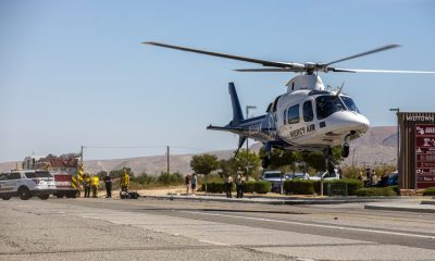 Victorville motorcycle crash