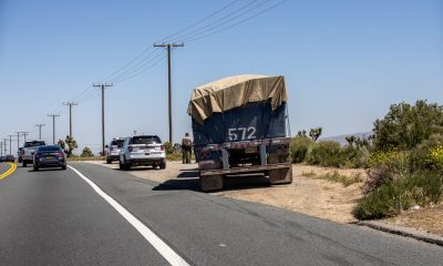 motorcycle crash highway 395 hesperia