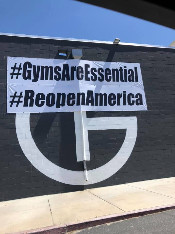 The Gym Victorville reopens amid covid-19