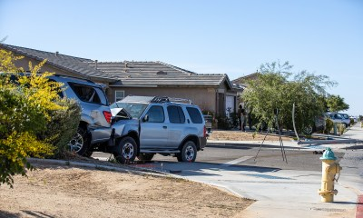 Victorville fatal crash investigation
