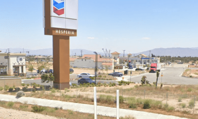 Man found dead in vehicle hesperia gas station