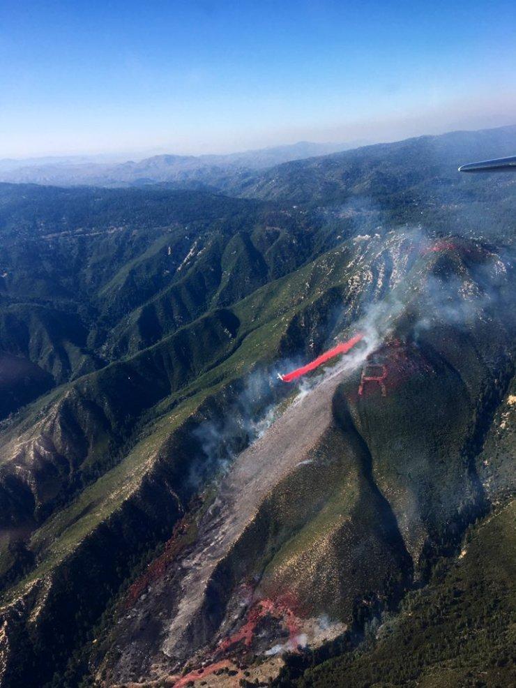 Mountain R Fire