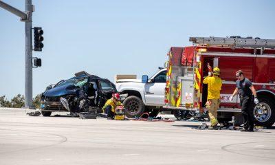 Ranchero Road Crash