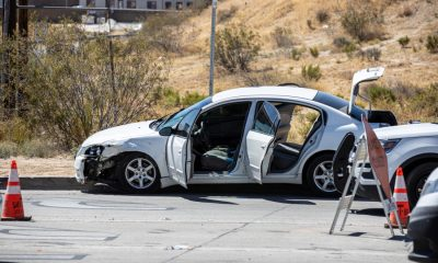 hit and run crash in victorville