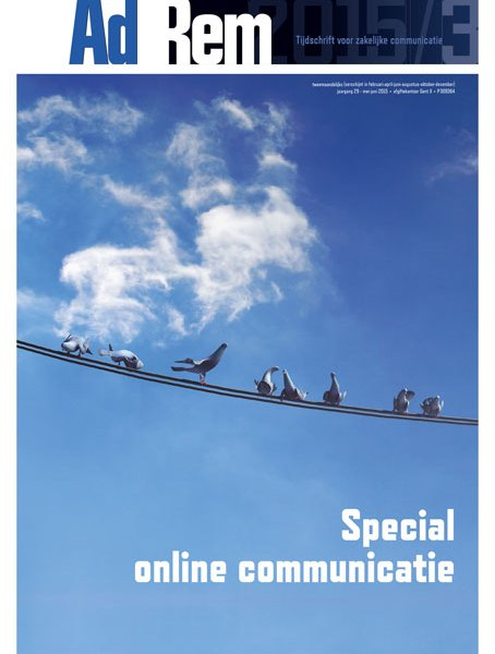 2015/3 – Themanummer over online communicatie
