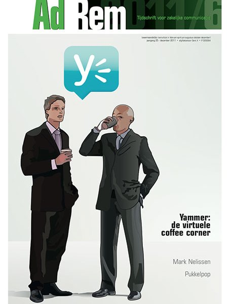 2011/6 – Yammer: de virtuele coffee corner