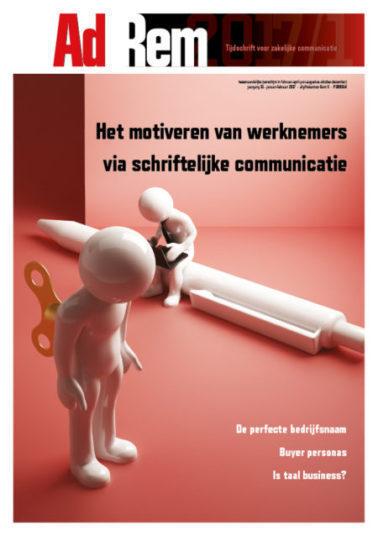 2017/1 – Het motiveren van werknemers via schriftelijke communicatie