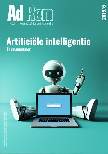 2019/6 – Themanummer Artificiële intelligentie