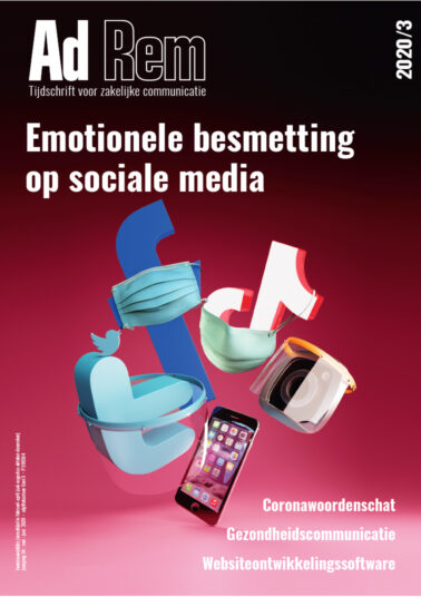 Ad Rem 2020/3 – Emotionele besmetting op sociale media