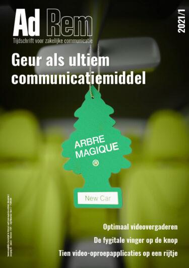 Ad Rem 2021/1 – Geur als ultiem communicatiemiddel