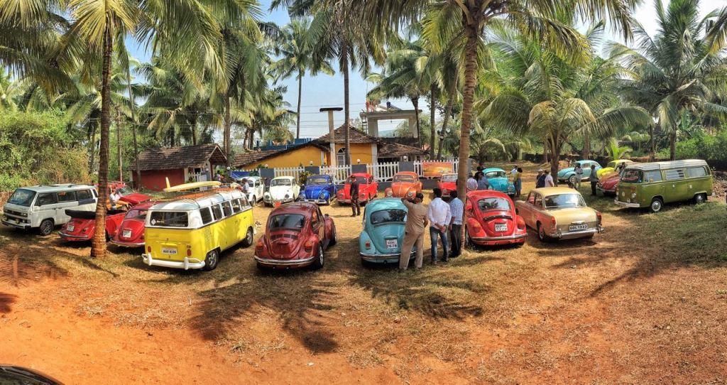 Classic VW, Beetle, Bug, VW Weekend