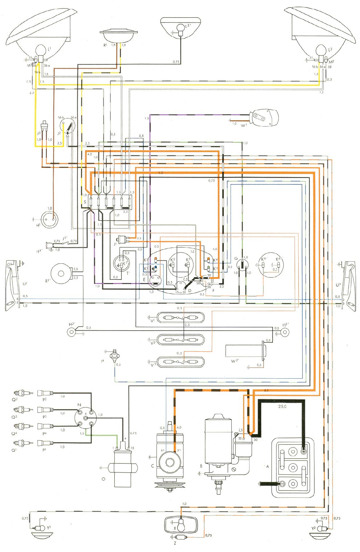 2000 Kia Sephia Fuse Box Diagram