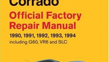 Volkswagen Eurovan: Official Factory Repair Manual: 1992