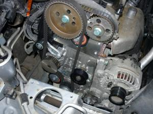 VW Polo 14 Cambelt replacement (BBY engine code)