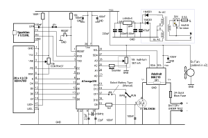 Arduino  Lithium Battery Capacity Tester