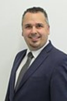 Derick Losier - Pre-owned Sales Manager